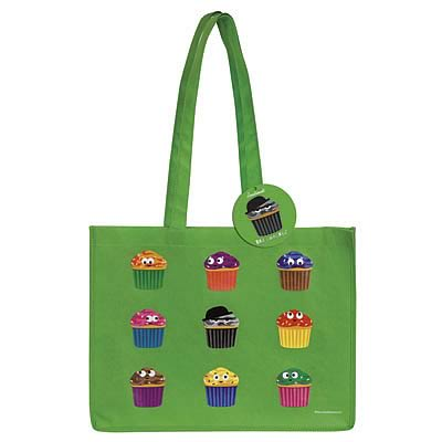 Bad Cupcake Shopping Bag