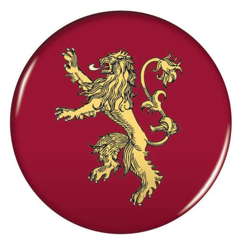 Game of Thrones 2 1/4-Inch House Lannister Magnet