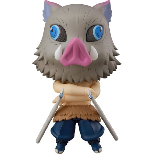 Demon Slayer Inosuke Hashibira Nendoroid Action Figure