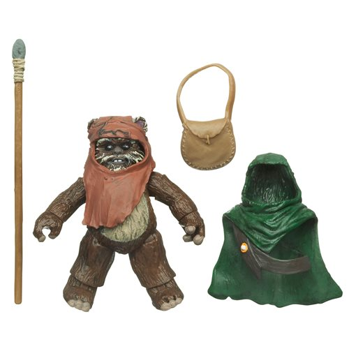 Star Wars The Vintage Collection Wicket the Ewok 3 3/4-Inch Action Figure
