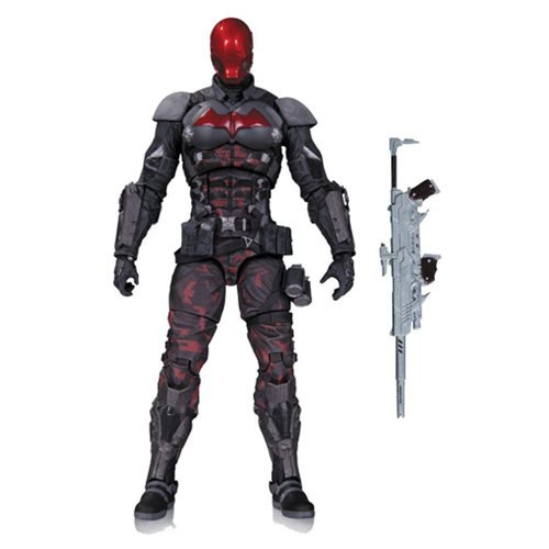 Batman Arkham Knight Red Hood Action Figure