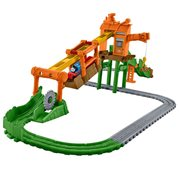 Thomas and Friends Adventures Misty Island Zipline Playset
