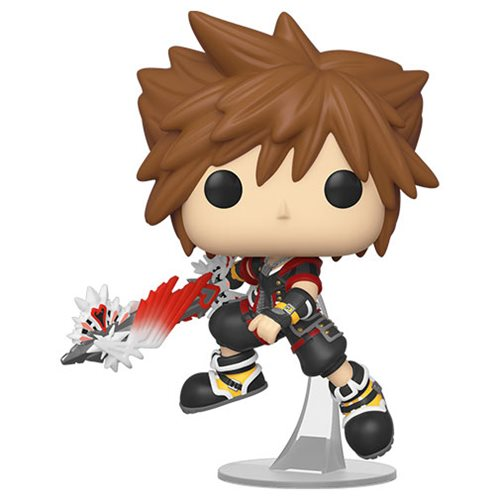 Kingdom Hearts 3 Sora with Ultima Weapon Pop! Vinyl Figure