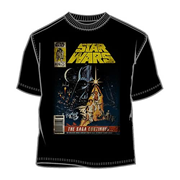 Star Wars The Saga Continues T-Shirt