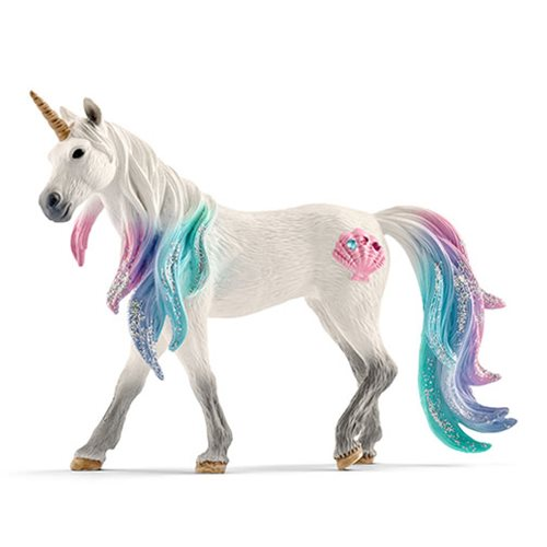 Bayala Sea Unicorn Mare Collectible Figure