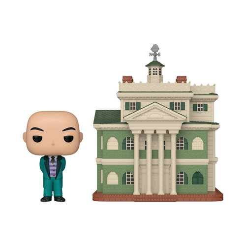 Haunted Mansion with Butler Pop! Town