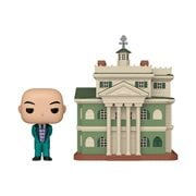 Haunted Mansion with Butler Pop! Town, Not Mint