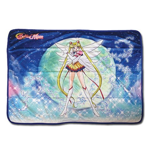 Sailor Moon Stars Eternal Sailor Moon Sublimation Throw Blanket