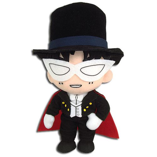 Sailor Moon Tuxedo Mask Smile Plush