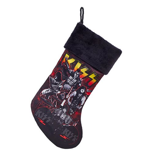 KISS Band 19-Inch Stocking