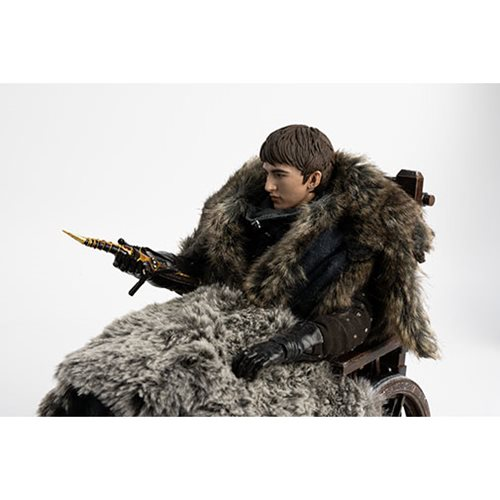 Game of Thrones Bran Stark Deluxe Version 1:6 Scale Action Figure