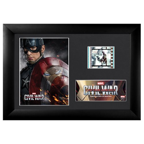 Captain America: Civil War Series 9 Mini Film Cell
