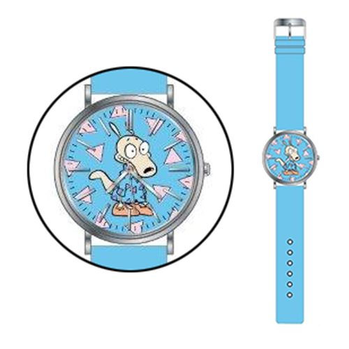Rocko's Modern Life Blue Strap Watch