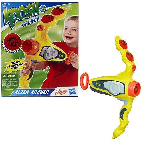 Koosh Alien Archer Ball Launcher Blaster
