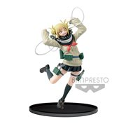 My Hero Academia Toga Himiko Banpresto Colosseum Vol.5 Statue