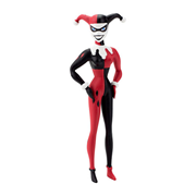 Batman: The New Batman Adventures Harley Quinn 5-Inch Bendable Figure