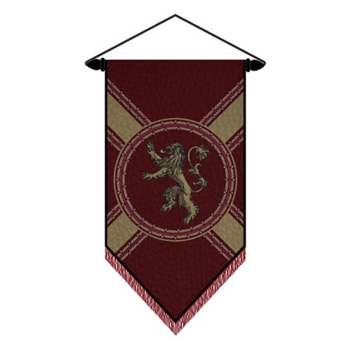 Game of Thrones Lannister Wall Scroll