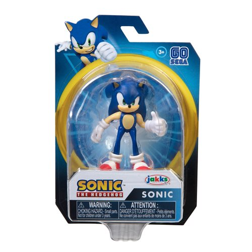 Sonic the Hedgehog 2 1/2-Inch Figures Wave 2 Case