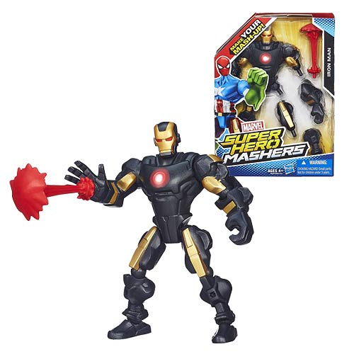 Iron Man Marvel Super Hero Mashers Action Figure - Entertainment ... 14e3326de3