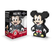 Pixel Pals Kingdom Hearts Mickey Mouse Collectible Lighted Figure
