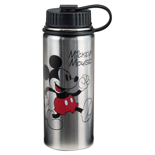 Mickey Mouse 18 oz. Vacuum Insulated Stainless Steel Water Bottle
