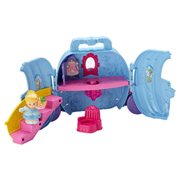 Cinderella Little People Fold and Go Carriage Playset