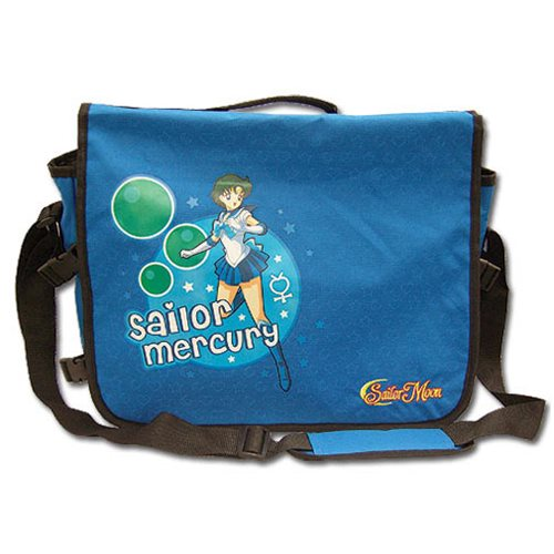 Sailor Moon Sailor Mercury Blue Messenger Bag
