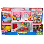 Little People Big Helpers Home Playset