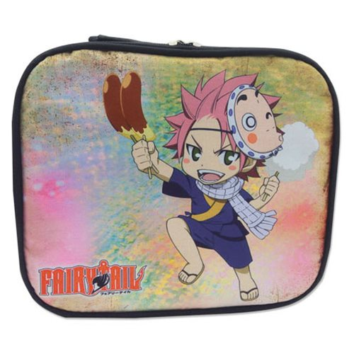 Fairy Tail Natsu Lunch Bag