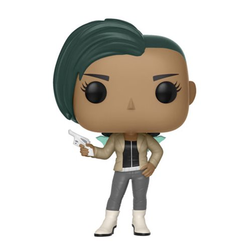 Saga Alana with Gun Pop! Vinyl Figure #8