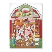 Melissa & Doug On the Farm Puffy Sticker Play Set