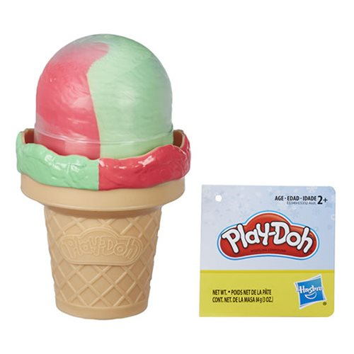 Play-Doh Ice Pop n Cones Wave 1 Case