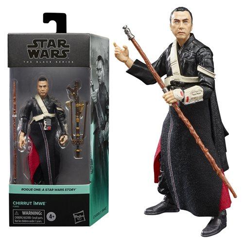 Star Wars Black Series Chirrut Imwe Action Figure