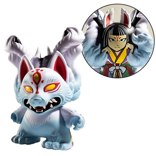 Kyuubi by Candie Bolton 8-Inch Dunny Vinyl Figure