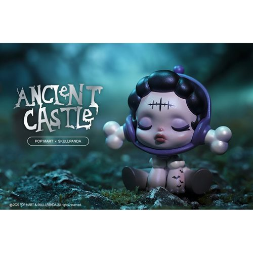SkullPanda Ancient Castle Series Blind Box Vinyl Figure