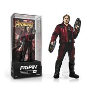 Marvel Avengers Infinity War Star-Lord FiGPiN Enamel Pin