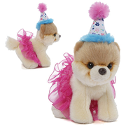 Itty Bitty Boo Birthday Tutu Plush #027