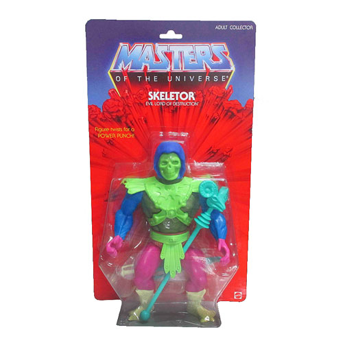 Masters of the Universe Skeletor Color Combo C 12-Inch Figure, Not Mint
