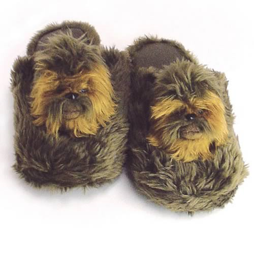 Star Wars Chewbacca Small Slippers