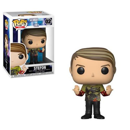 Saturday Night Live Stefon Pop! Vinyl Figure
