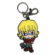 Tiger and Bunny Super Deformed Barnaby Key Chain