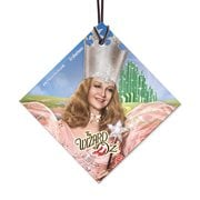 Wizard of Oz Glinda StarFire Prints Hanging Glass Ornament