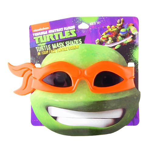 Teenage Mutant Ninja Turtles Michelangelo Bandana Sun-Staches