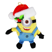 Despicable Me Carl Plush Ornament