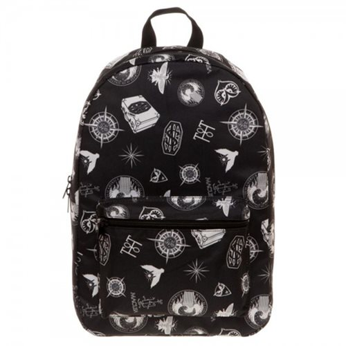 Fantastic Beasts and Where to Find Them Sublimated Backpack