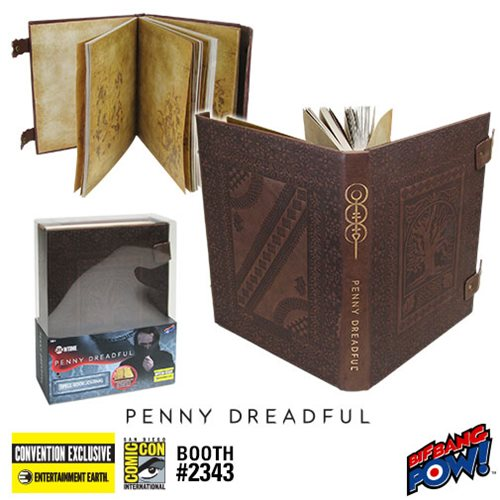 Penny Dreadful Spell Book Journal - Convention Exclusive