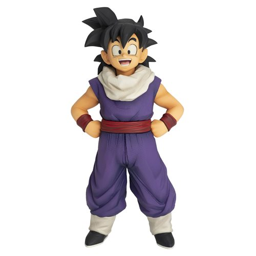 Dragon Ball Z Ekiden Return Trip Gohan Statue