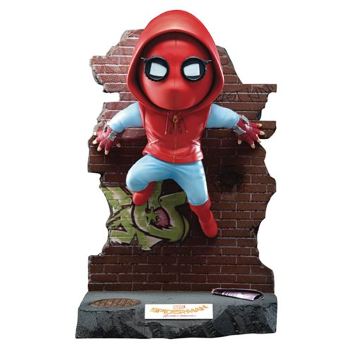 Spider-Man Homecoming Spider-Man EA-029 Statue - Previews Exclusive