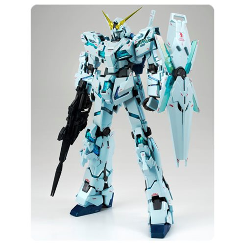 Mobile Suit Gundam Unicorn Final Battle Version Gundam Fix Figuration Metal Composite Die-Cast Metal Action Figure