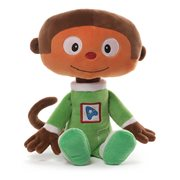 Astroblast Radar the Monkey 13-Inch Plush